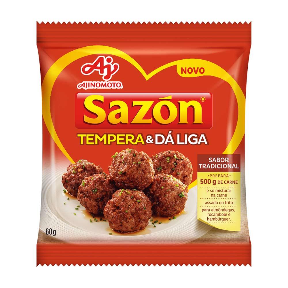 SAZON TEMP E DA LIGA TRAD DP12X60GR CX/4
