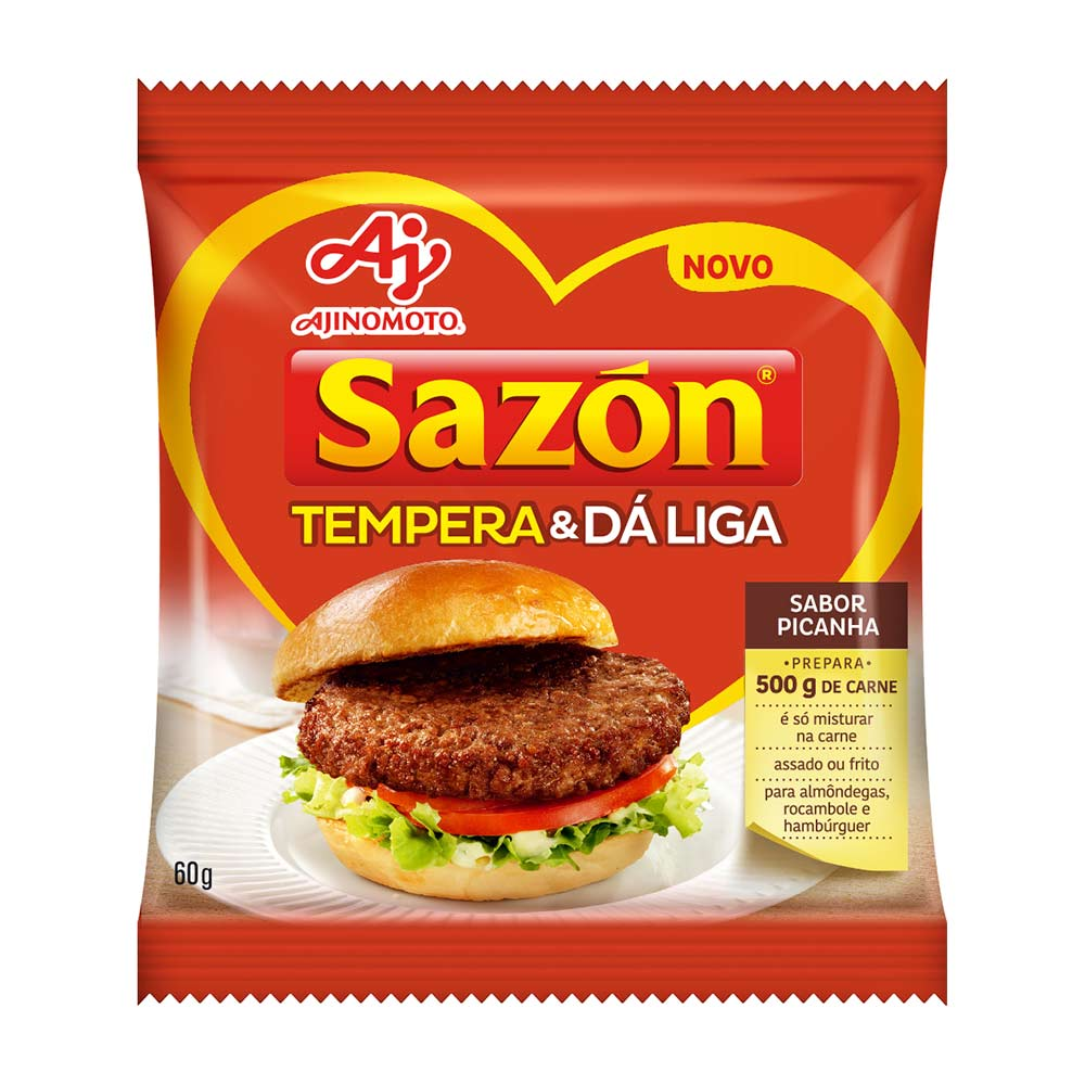 SAZON TEMP DA LIGA PICANHA DP12X60GRCX4