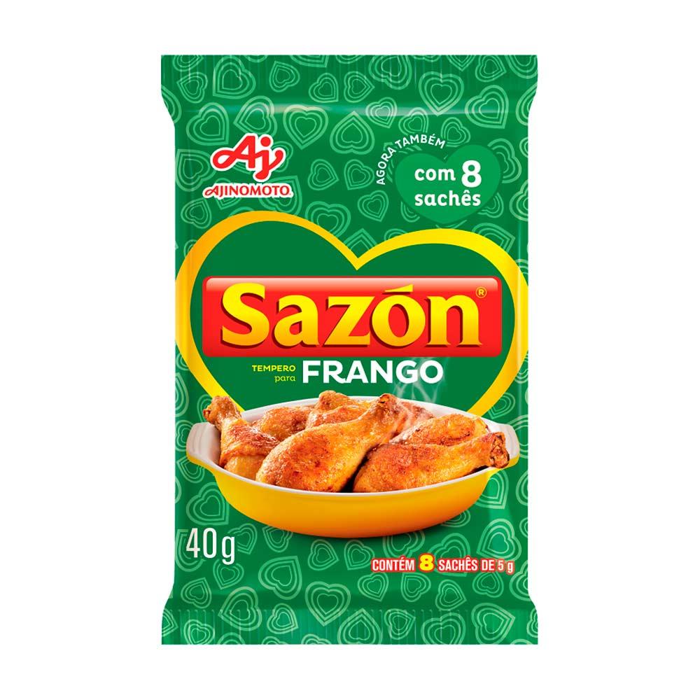SAZON VERDE 40GR CX/48