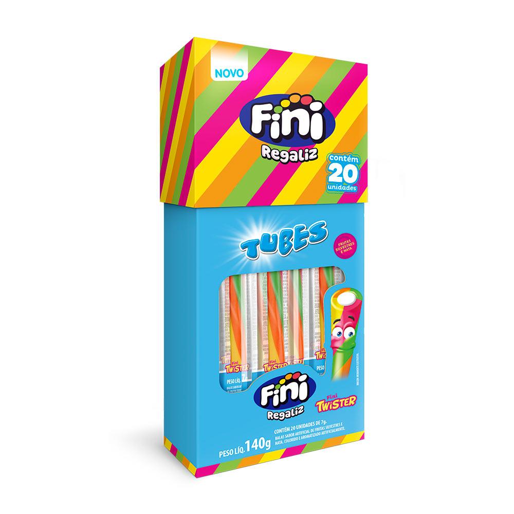 FINI TUBES TWISTER BRILHO DP20X7GX12CX