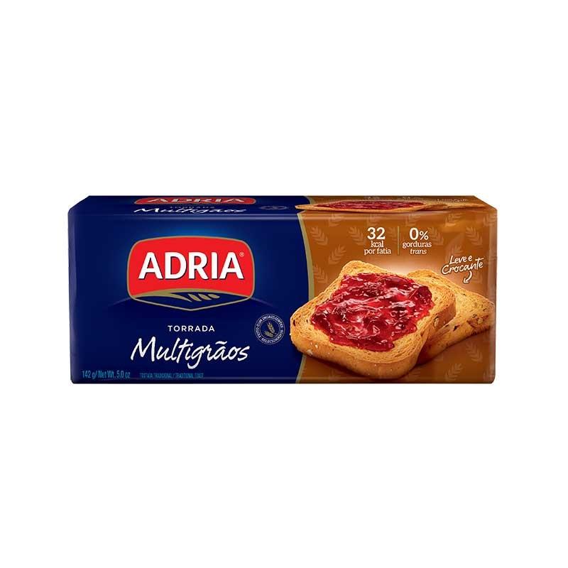ADRIA TORRADA MULTIGRAOS 142GR CX32