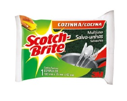 SCOTCH-BRITE ESP MULT SALVA UNHA CX60