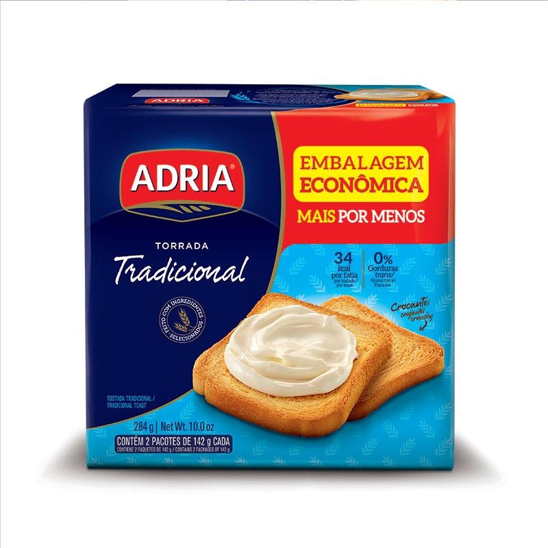 ADRIA TORRADA TRADICIONAL  284GR CX16
