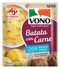 VONO BATAT/CAR SÓDIO REDUZ.DP23X18GRCX/4