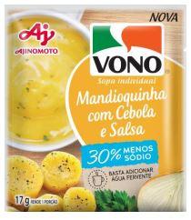 VONO MAND/CEB SALSA SOD RED DP23X17GRCX4