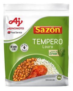 TEMPERO SAZON PROF LOURO 900G  CX/6